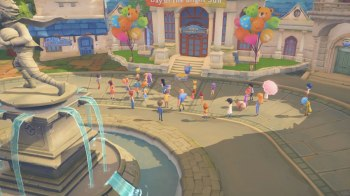 My time at Portia - Town Meeting