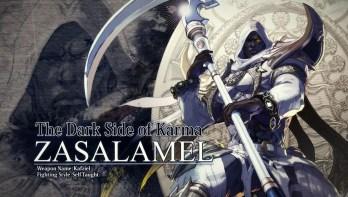Zasalamel Soul Calibur VI