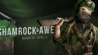 Photo of Call of Duty WWII recebe evento para comemorar St. Patrick's Day