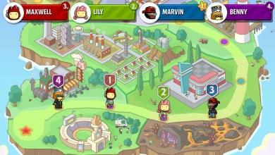 Photo of WB Games anuncia o lançamento de Scribblenauts Showdown