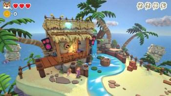 Super Lucky's Tale - Gilly Island DLC 001