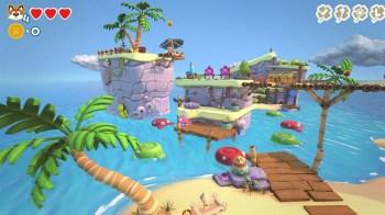Super Lucky's Tale - Gilly Island DLC 003