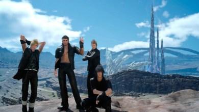Foto de Final Fantasy XV   Amigos para Sempre! (Impressões)