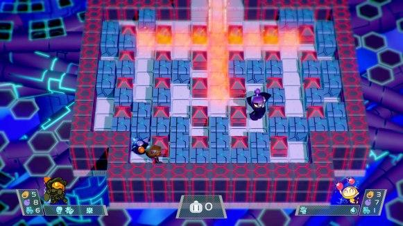 Super Bomberman R 26