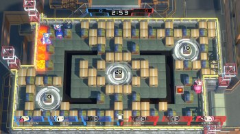 Super Bomberman R Mother Base
