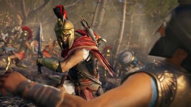 Photo of Assassin's Creed Odyssey, jornada épica na pele de um lendário herói grego