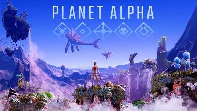 Foto de Variedades de ambientes sci-fi compõem novo vídeo de Planet Alpha