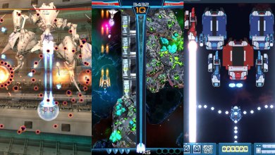 Photo of Jogos de Nave | Ikaruga, Dimension Drive e Iro Hero no Nintendo Switch