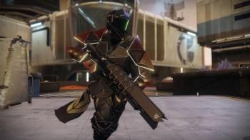 Destiny 2 Solstício dos Heróis Titan Feedback Fence