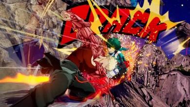 Photo of Vá além quando My Hero One's Justice for lançado, em 26 de outubro