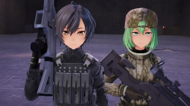 Sword Art Online Fatal Bullet - Betrayal of Comrades 11