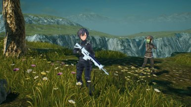 Sword Art Online Fatal Bullet - Betrayal of Comrades 12