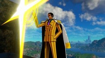 One Piece World Seeker Fujitora Attack 01