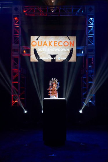 QuakeCon eSports - Gauntlet_On_Stage6