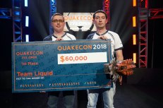 QuakeCon eSports - TeamLiquid_2v2Winners2