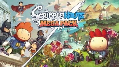 Photo of Com conteúdos inéditos, Scribblenauts Mega Pack é anunciado