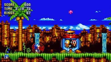 Foto de Sonic Mania Plus | Novos amigos, a mesma aventura! (Impressões DLC)