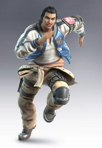 Tekken 7 Lei Wulong Render