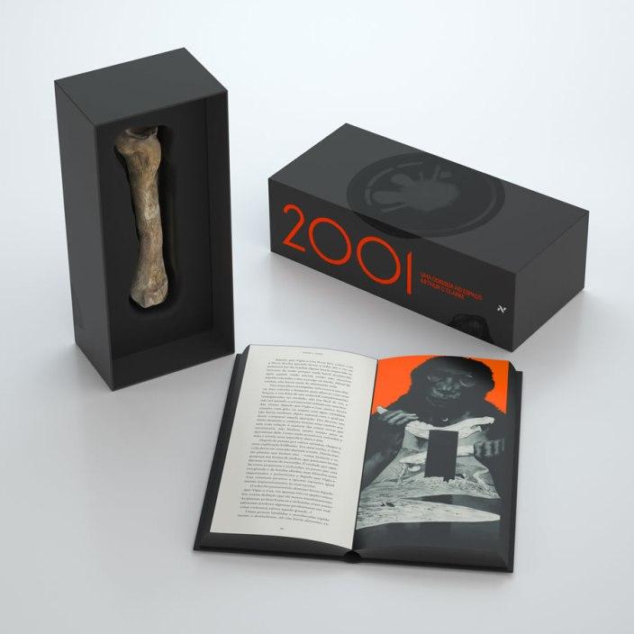 2001 Uma Odisseia no Espaco – Edicao historica de 50 anos - 002