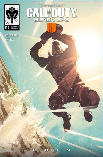 Call of Duty Black Ops 4 Comic Capa 01 Ruin