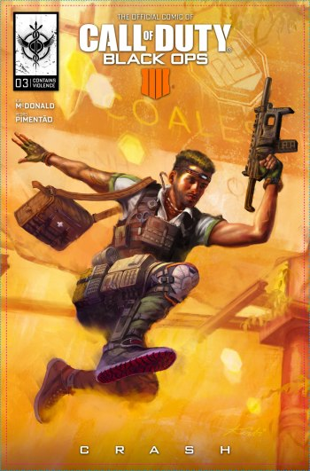 Call of Duty Black Ops 4 Comic Capa 03 Crash