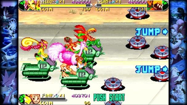 Capcom Beat'em Up Bundle - Battle_Circuit_3