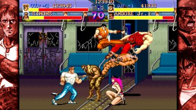 Capcom Beat'em Up Bundle - Final_Fight_1