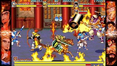 Capcom Beat'em Up Bundle - Warriors_of_Fate_2