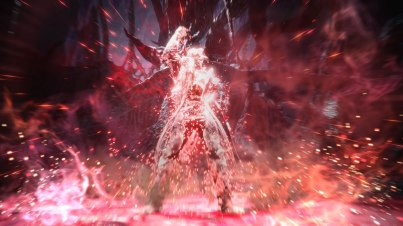Devil May Cry 5 Dante Devil Trigger 03