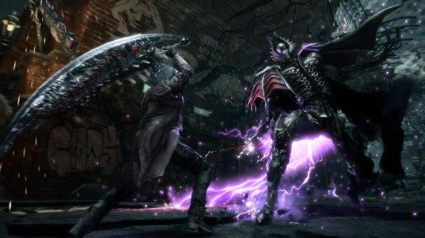 Devil May Cry 5 Dante Intro 02