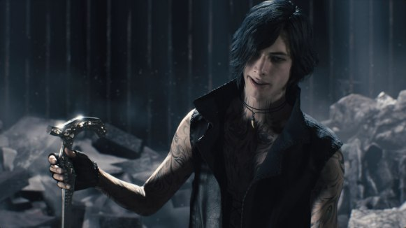 Devil May Cry 5 Screen