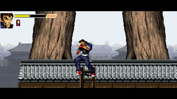 Gekido Kintaros Revenge 018