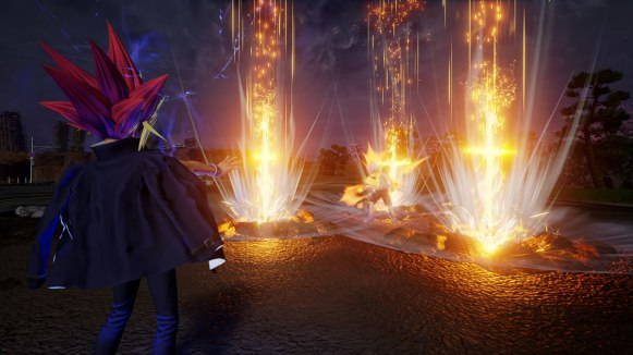 Jump Force - Yugi 3
