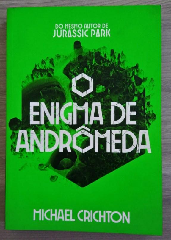 O Enigma de Andromeda 001