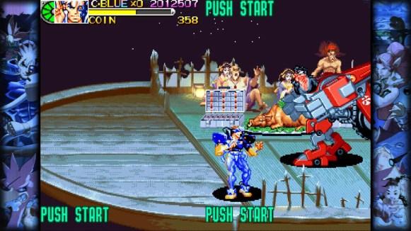 Capcom Beat 'Em Up Bundle (90)