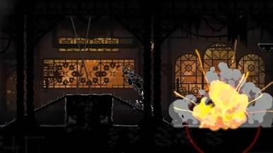 Dosan trap Mark of the Ninja Remastered - explode