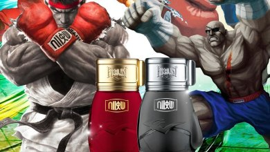Photo of Everlast lança fragrâncias em parceria com a franquia Street Fighter