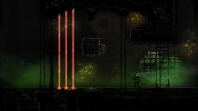 Mark of the Ninja Remastered - gas sneak