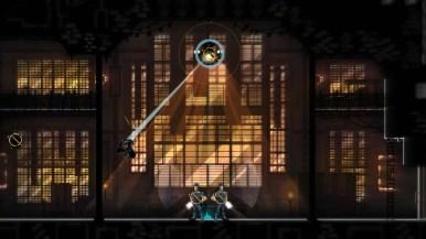 Mark of the Ninja Remastered - light fall