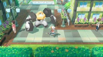 Melmetal Follow Screen 2 - Pokemon Lets Go