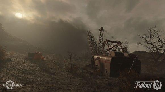 Fallout 76 AshHeapMachine