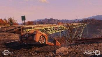 Fallout 76 NewRiverGorge