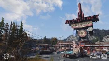 Fallout 76 RedRocketMegastop