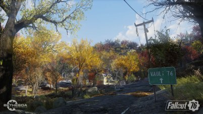 Fallout 76 TheRoad