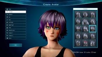 Jump Force Avatar Customization 6