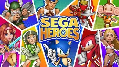 Photo of Reunião de heróis acontece em SEGA Heroes, já disponível via mobile