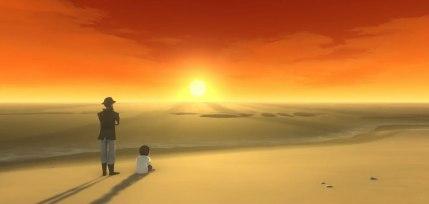 Storm Boy Game sunset-1