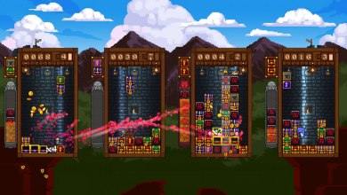 Foto de Misturando plataforma, ganchos e Tetris, Treasure Stack chega em dezembro