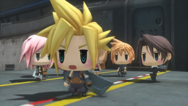World of Final Fantasy Maxima Screenshots 32