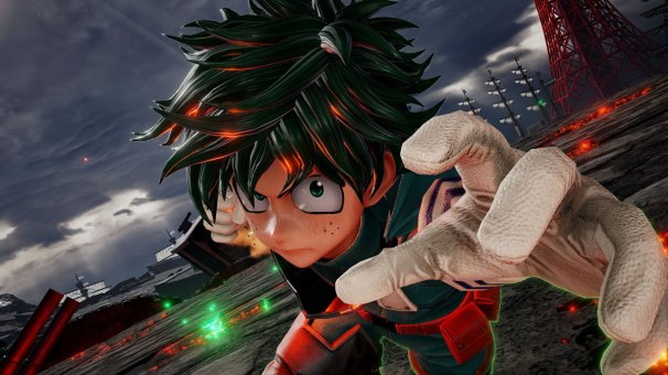 Jump Force Izuku Midoriya 6